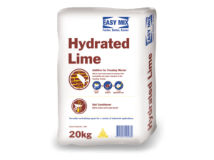Easy Mix Hydrated Lime