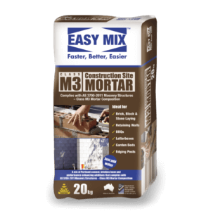 Easy Mix M3 Construction Site Mortar