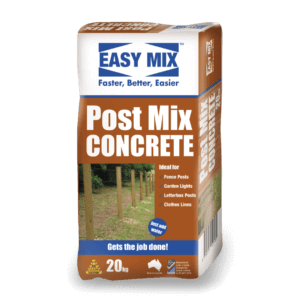 Easy Mix Post Mix Concrete