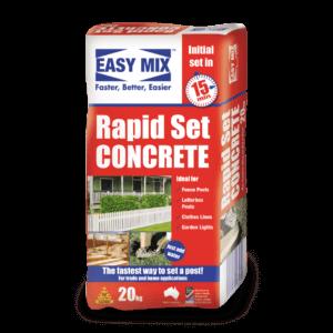 Easy Mix Rapid Set Concrete