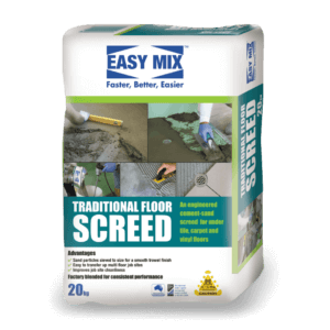 Easy Mix Traditional Floor Screed