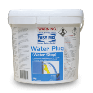 Easy Mix Water Plug