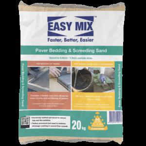 Easy Mix Paver Bedding & Screeding Sand