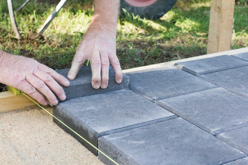 Prevent ants and weeds from destroying your pavers