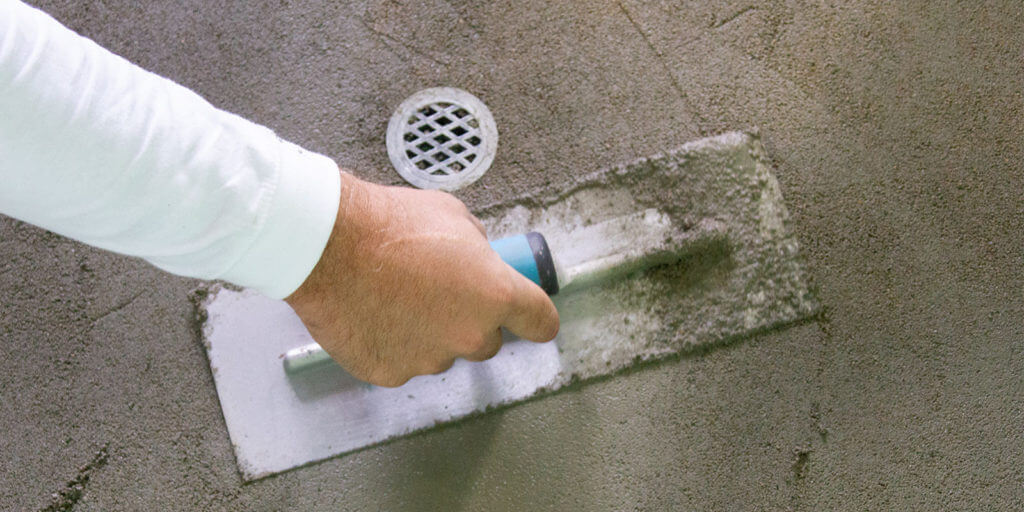 Why use floor screed?