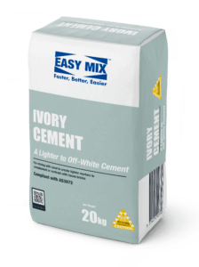 Easy Mix Ivory Cement